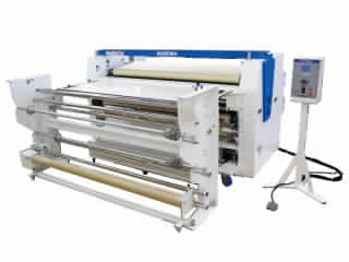 Hashima HSP-1300RU, HSP-1600RU, HSP-2000RU Sublimation Heat Transfer Press