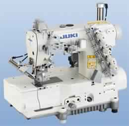 High Speed, Flat-bed, Top AND Bottom Coverstitch Machine