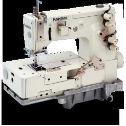 Industrial Double Chain Stitch Machine