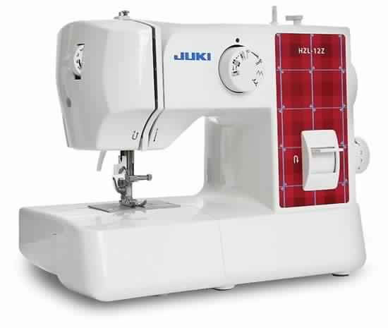 Juki HZL-12Z - Domestic Sewing Machine with 5 Stitch Pattern