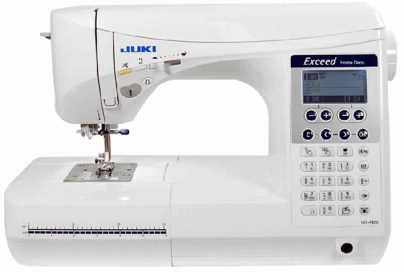 Juki HZL-F300 - Domestic Computer Sewing Machine - 105-Stitch Patterns