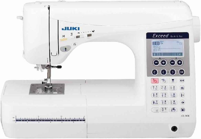 Juki HZL-F400 - Domestic Computer Sewing Machine - 157-Stitch Patterns
