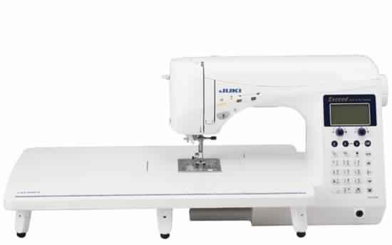 Juki HZL-F600 - Domestic Computer Sewing Machine - 225-Stitch Patterns