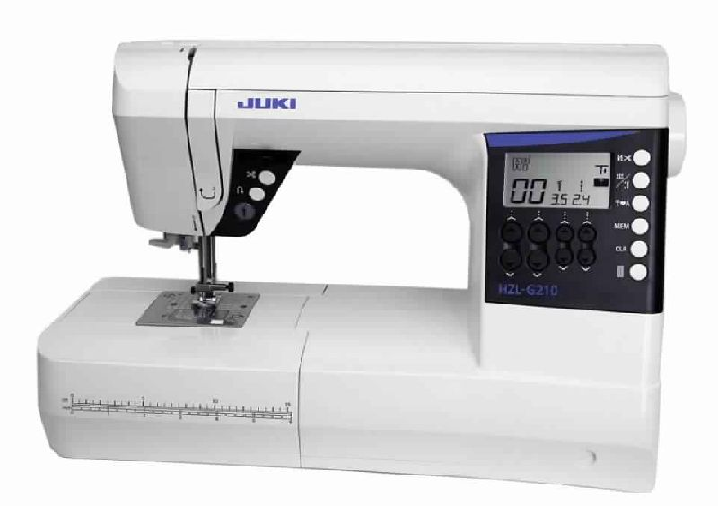 Juki HZL-G210 - Domestic Machine - 180 Stitch Patterns
