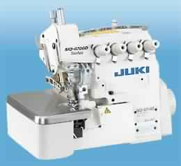 Juki MO-6700DA Series - Semi-dry-head, High-speed, Overlock / Safety Stitch Machine