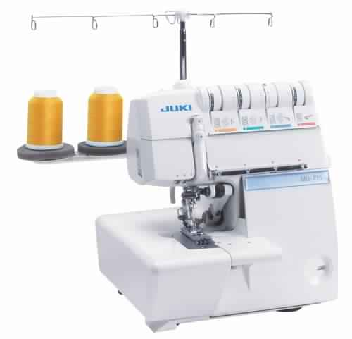 Juki MO-735 - 2-Needle, 2/3/4/5 Thread Overlock with Chainstitch and Coverstitch