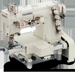 Kansai Special NM Series Cover Stitch Machine