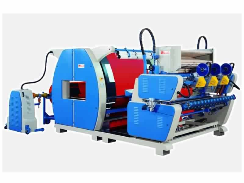 La Meccanica LM2000 ROLLMATIC - AUTOMATIC PRODUCTION INSPECTION MACHINES