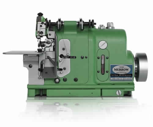 Merrow MG-3Q-3 - HIGH SPEED SHELL STITCH SEWING MACHINE