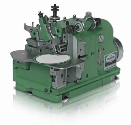 Merrow MG-3U - INDUSTRIAL SEWING MACHINE FOR EMBLEM EDGING