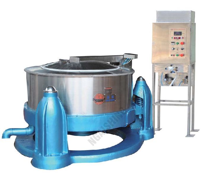 Ngai Shing NS-2500 - Industrial Extractor - Finishing