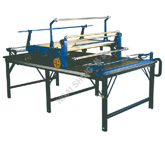 Ngai Shing NS-51 - Expandable Cloth Spreader - Finishing Industry
