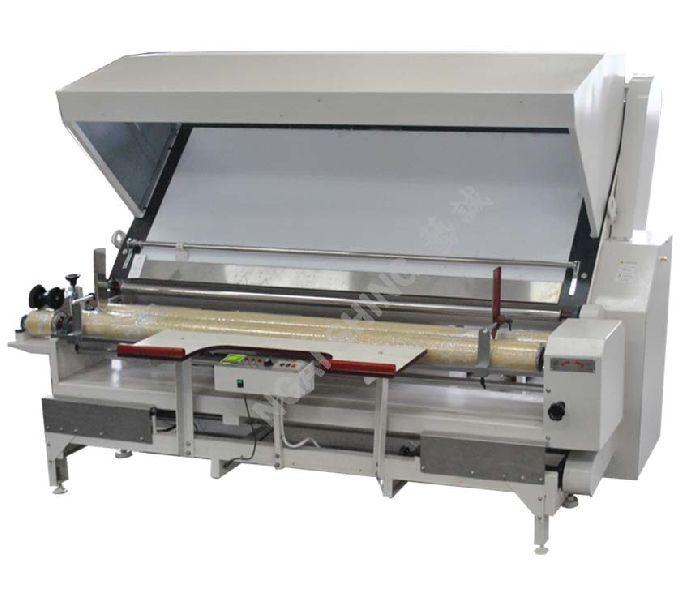 Ngai Shing NS-58 - Cloth Winding Inspection Machine - Finishing