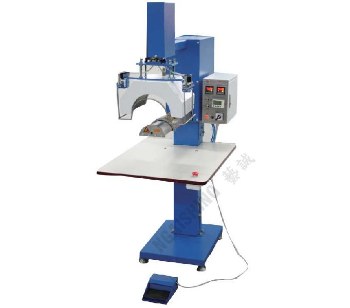 Ngai Shing NS-8623A - 3-D Pleating Machine - Finishing