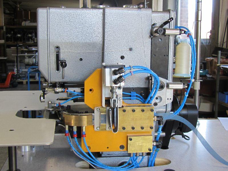 TITAN DK 3700C EAG - SEMI-AUTOMATIC TAPE BINDING MACHINE