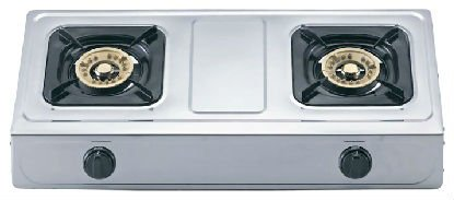 Stainless Steel Gas Cooktops