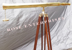 Nautical Telescope with Tripod Stand (Item Code: NT-102)