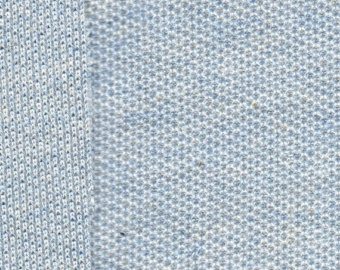 Poly Cotton Honey Comb PK Knitted Fabric