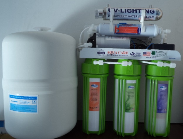 AQUACARE RO WATER PURIFICATION SYSTEM