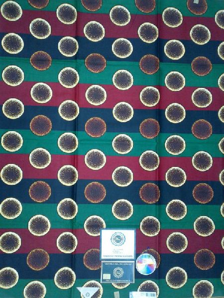 COTTON FABRIC REAL WAX AFRICAN PRINTS