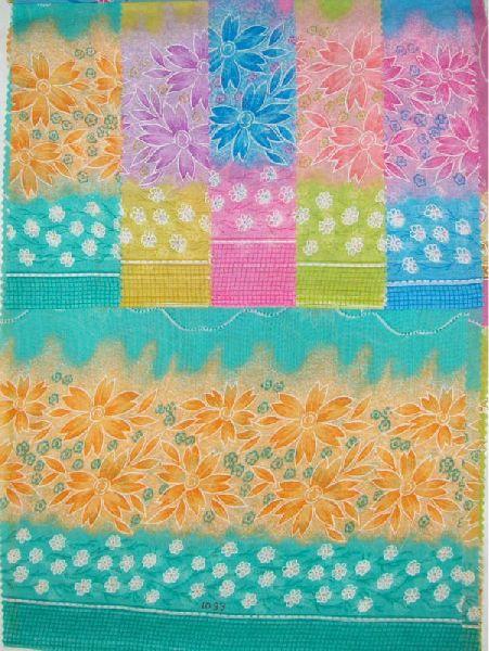 VOILE cotton saree