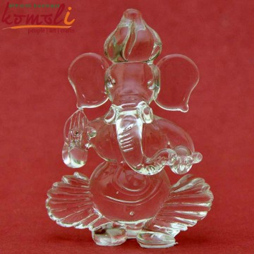 Burnerwork Clear Ganesha
