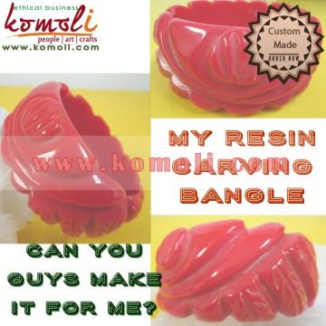 Custom Made Bangle