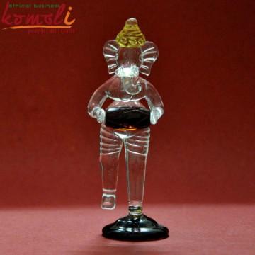 Dholakia Ganesha Glass