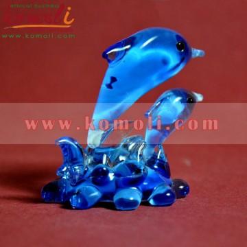 Dolphins Boro Glass