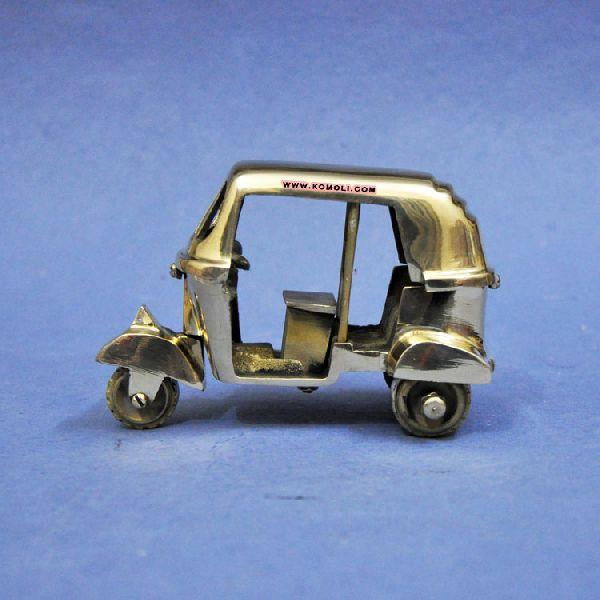 tuktuk brass auto rickshaw