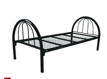 Single Metal bed HD mesh