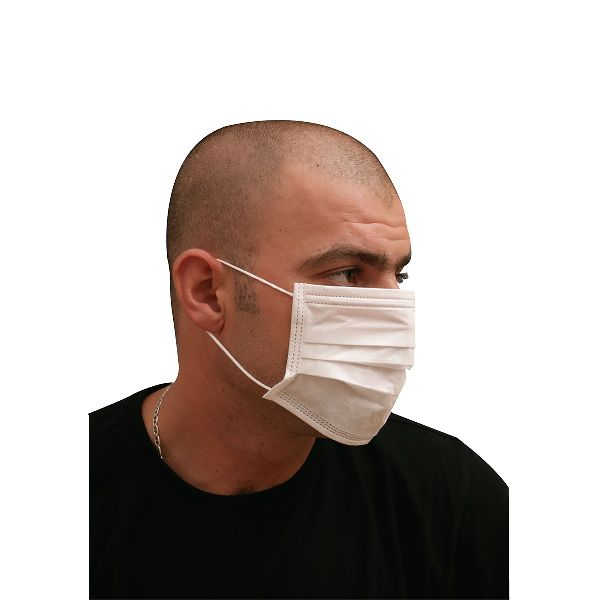 2-Ply Nonwoven Mask