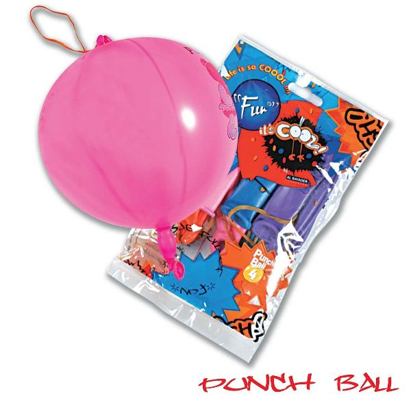 Balloons - Punch-Ball