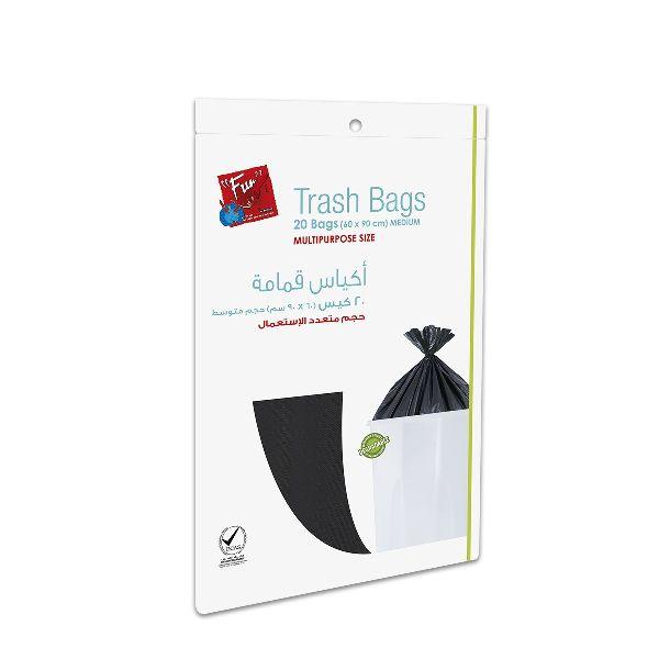 Biodegradable Garbage Bag 60x90cm - Black