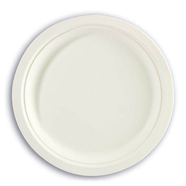 Biodegradable Moulded-Fibre Plate