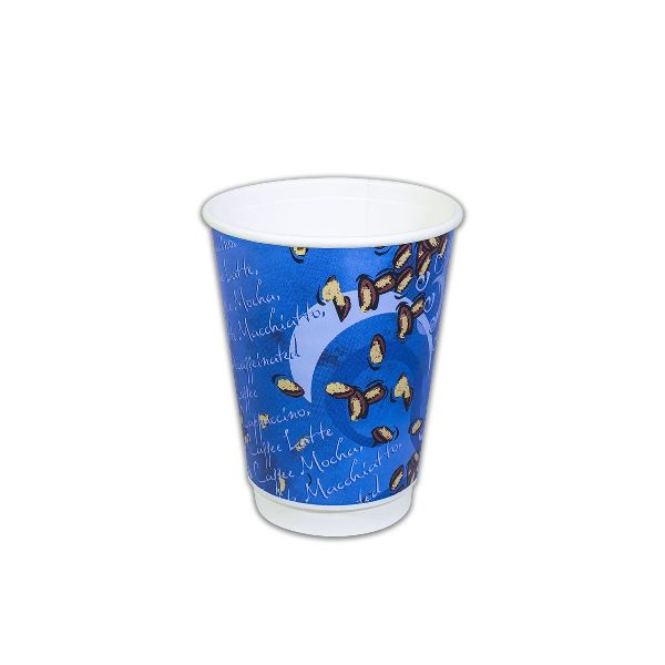 Blue Night Insulated Paper Cup