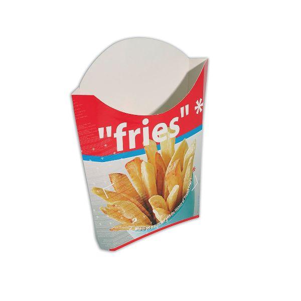 Cardboard Fries Tub - Large
