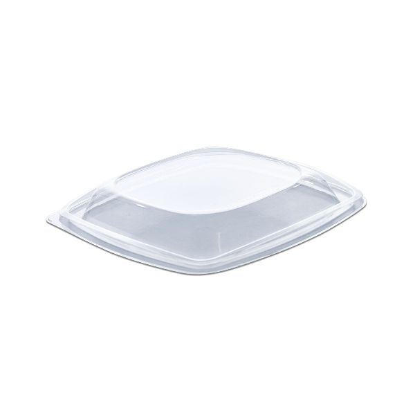 Classipac Lid for Clear Plastic Square Container