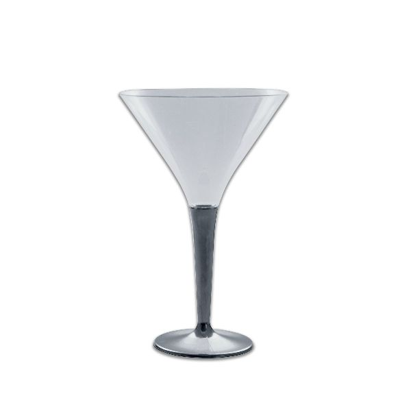 Clear Cocktail Glass