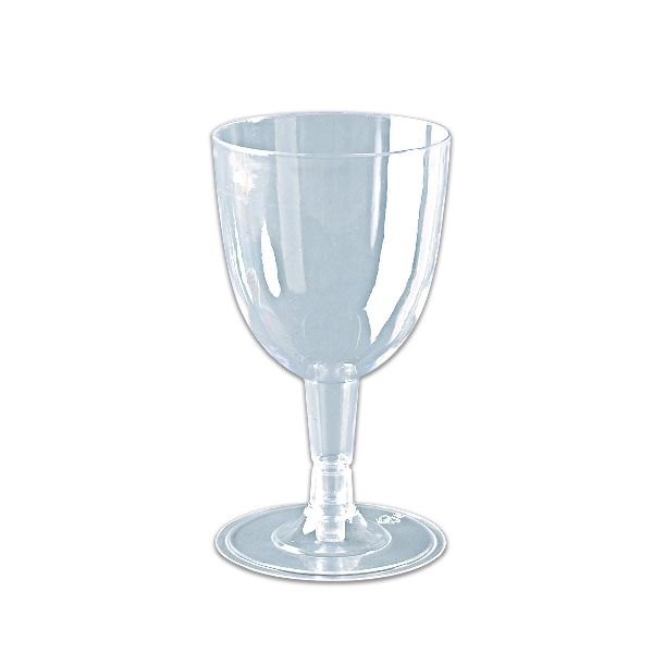 Clear Goblet 6oz