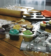 Clear Muffin Containers