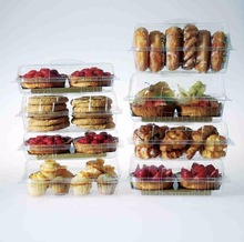 Clear Pastry Box