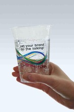 Clear Plastic Cups Customized Printing