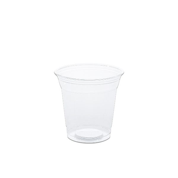 Clear Plastic Wide Cups 12oz - PP