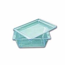 Clear Rectangular Plastic Boxes with Lid