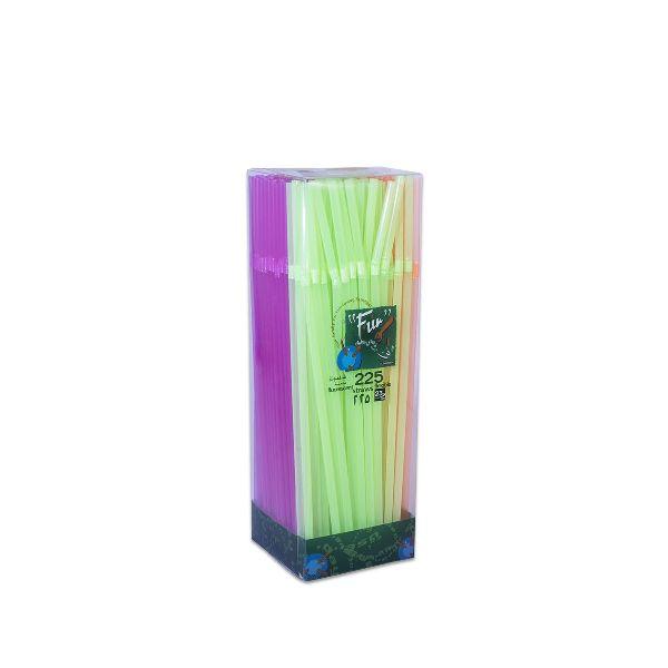 Flexible Straw - Fluorescent