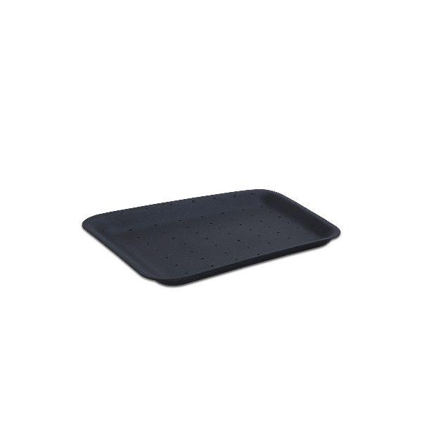 Foam Tray 216x152x20mm - Absorbent/Black