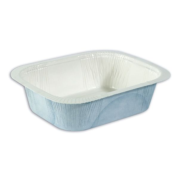 Greaseproof Paper Container 16oz - White