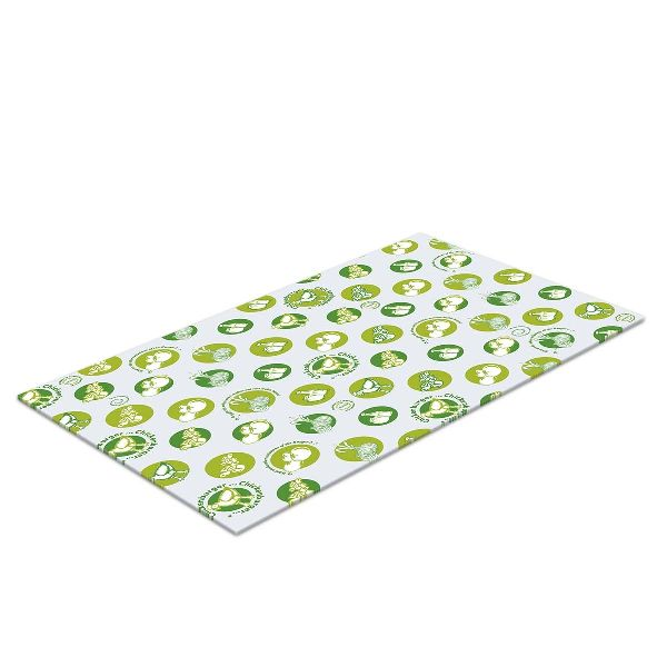 Greaseproof Wrap (Green)
