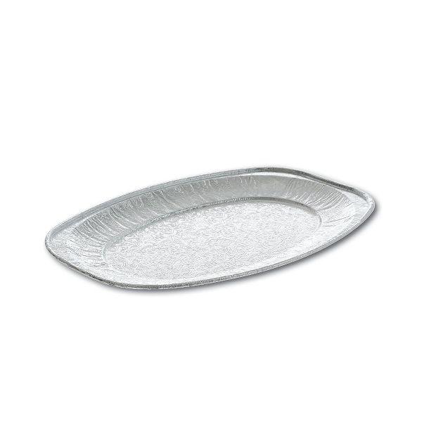 Oval Aluminium Platter
